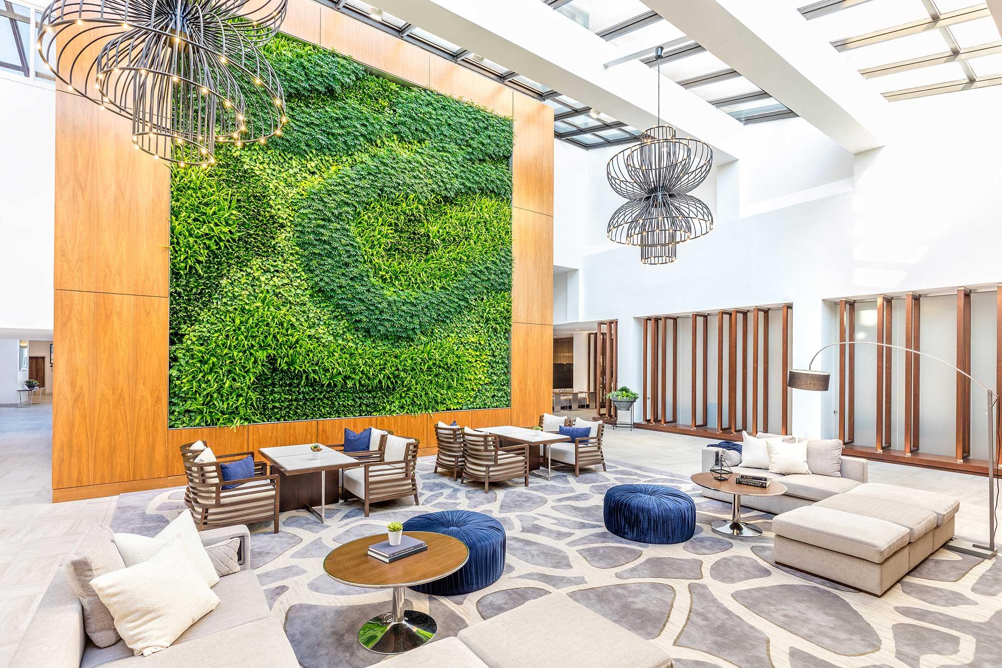 Interior design for hotels in Kolkata