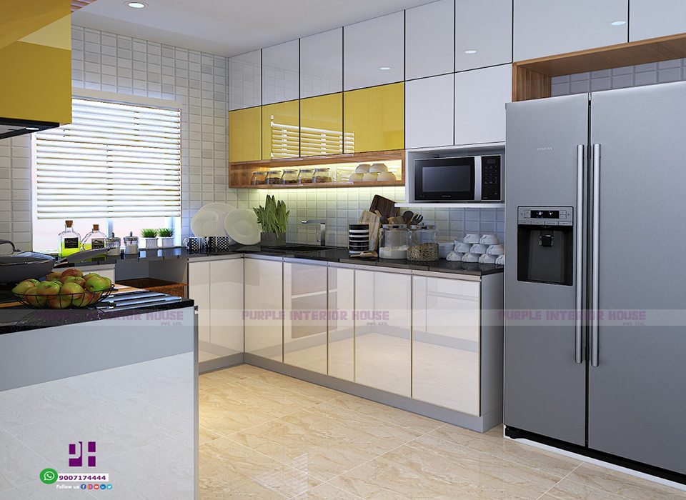 Kitchen interior design in kolkata